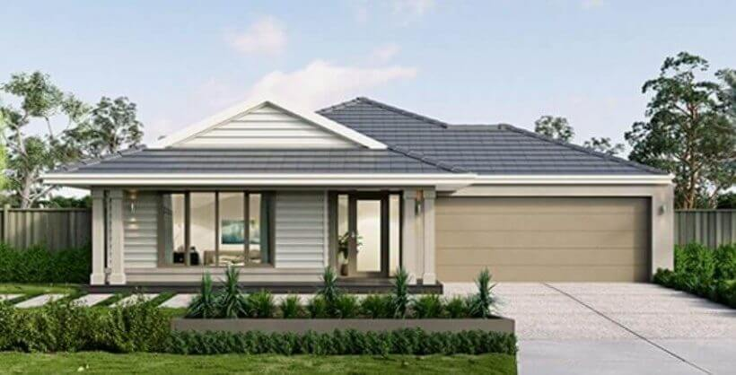 First Home Buyer Case Study – Brand New Home in Victoria